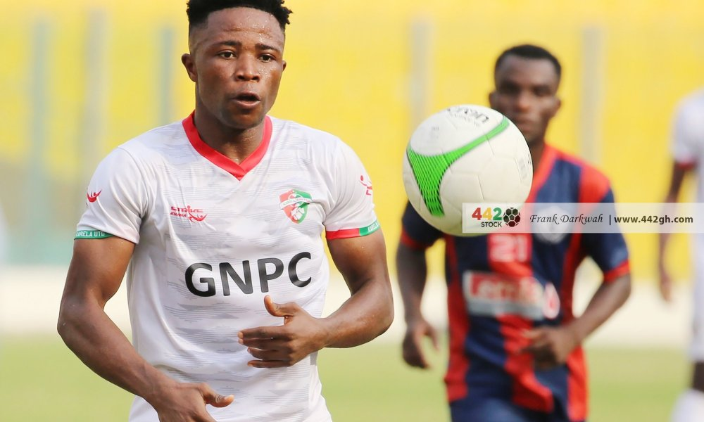Diawisie Taylor's double secures win for Karela against Aduana