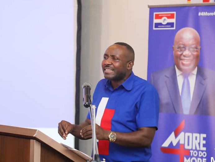 NDC's Most Shocking Defeat Awaits Them In 2024 – John Boadu