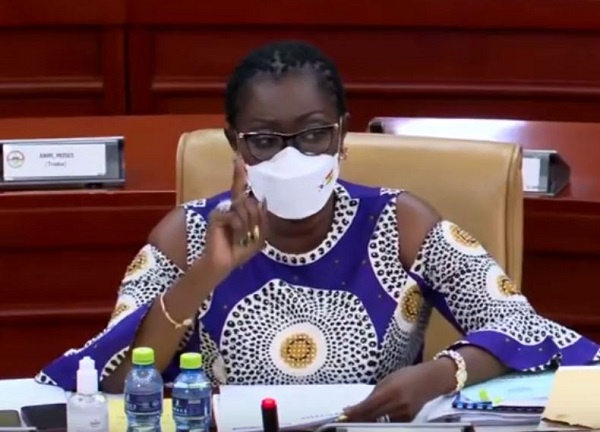 Ursula, Amewu, Godfred Dame and 2 others to reappear before Appointments Committee