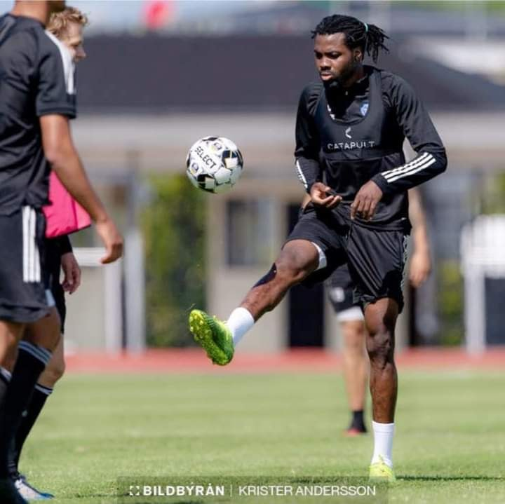 Hearts board member blocks Kwame Kizito's return to club