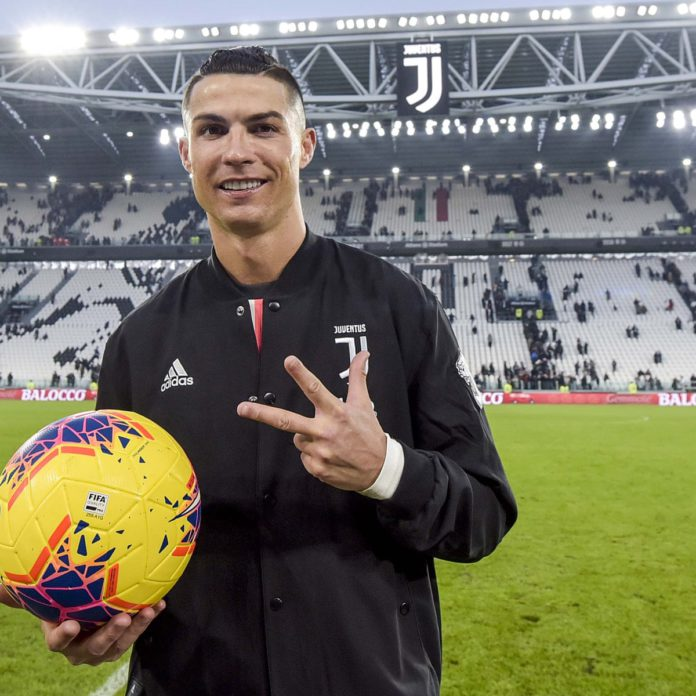 Serie A: Ronaldo nets first-half hat-trick as Juventus see off Cagliari