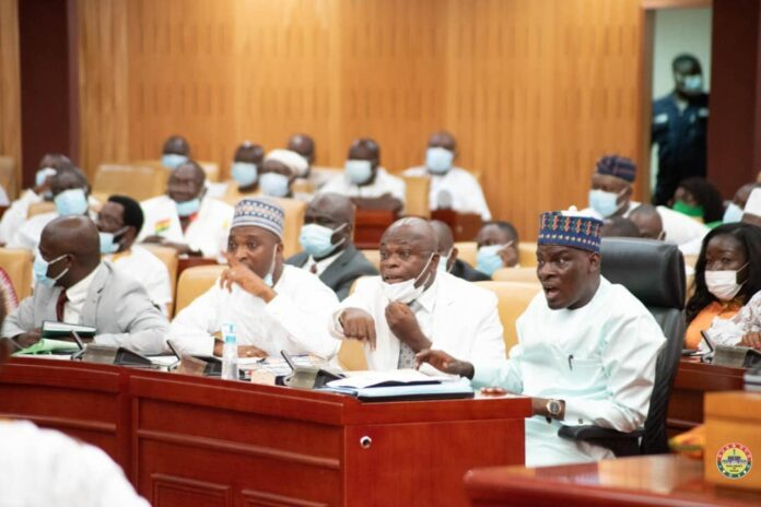 Minority Raises Questions Over Parliament's Oversight Responsibilities