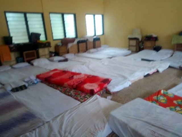 Students Sleep On The Floor Due To Lack Of Beds In Some Senior High Schools – Minority Tells Akufo-Addo