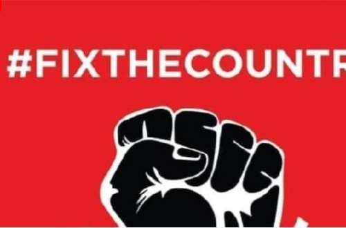 #FixTheCountry Conveners To Appear Before Accra High Court Today