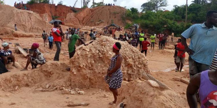 Minerals Commission Commences Investigations Into Breman Mining Pit Collapse