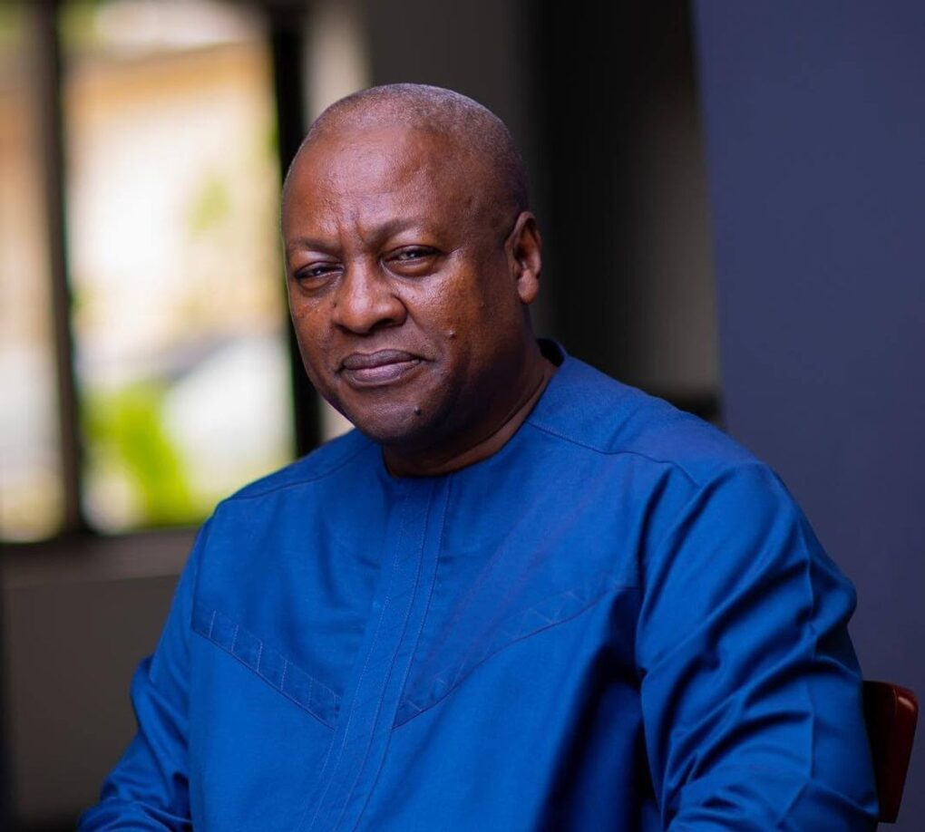 Former President John Mahama Appointed AU High Representative For Somalia