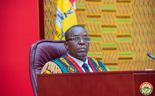 Urgent actions are being  taken to make laws against  LGBTQI activities in Ghana – Bagbin