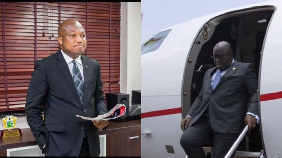 Your Silence Means Guilt – Ablakwa To Government Over £15,000 Per Hour Jet