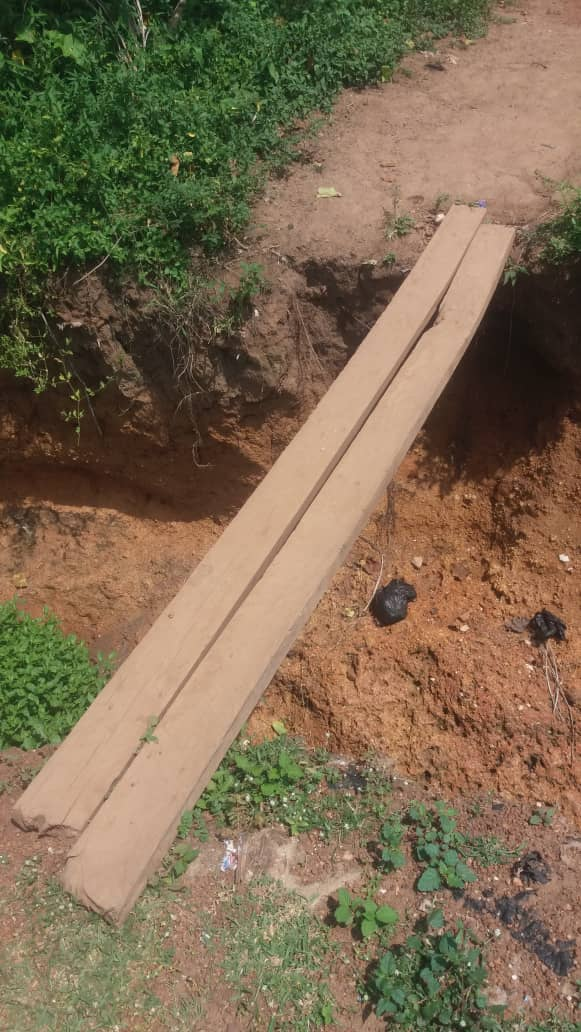 Nkranchy Residents Cry For Help Over Road Turned Death Trap In Community