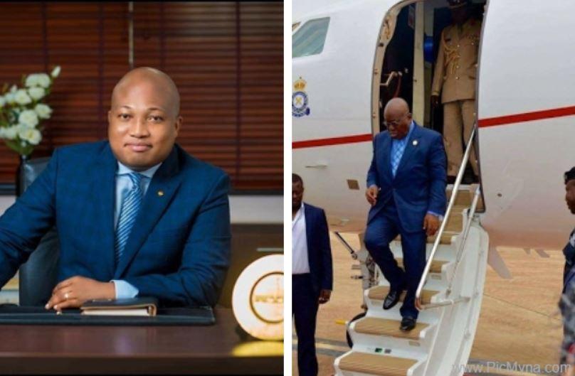 Does Akufo-Addo take his bath every six hours – Ablakwa mocks Nitiwul over flawed private jet defense