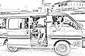 Trotro Diaries: An Every Day Thing – One