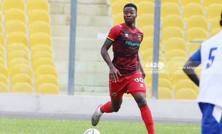 Kotoko star rejects contract extension as rival lurk on to pounce