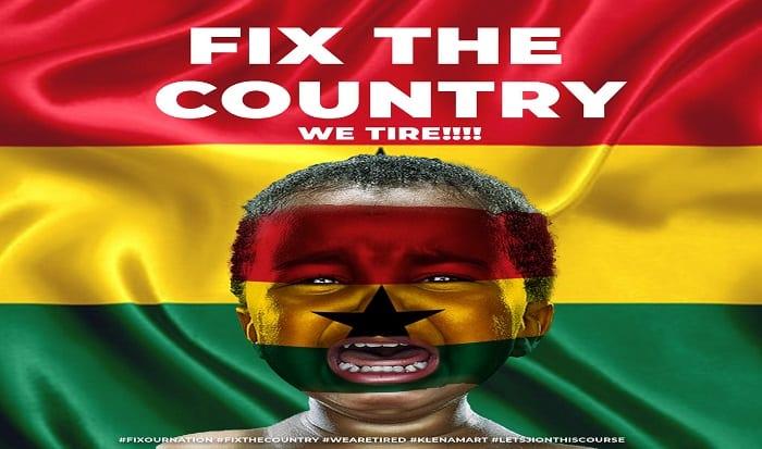 We will still demonstrate despite covid upsurge – #FixTheCountry Organizers