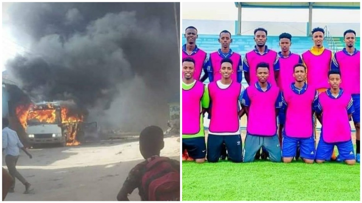 """""""You're legends"""": Football world mourns JCCI FC bombing"""