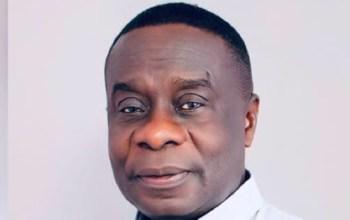 James-Gyekye-Quayson - Former Assin North MP