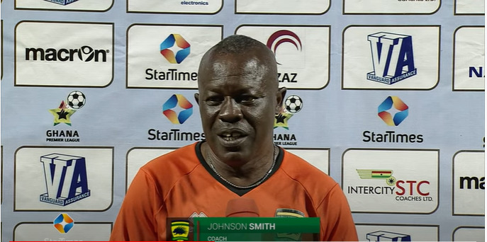 We are still in the title race – Kotoko assistant coach