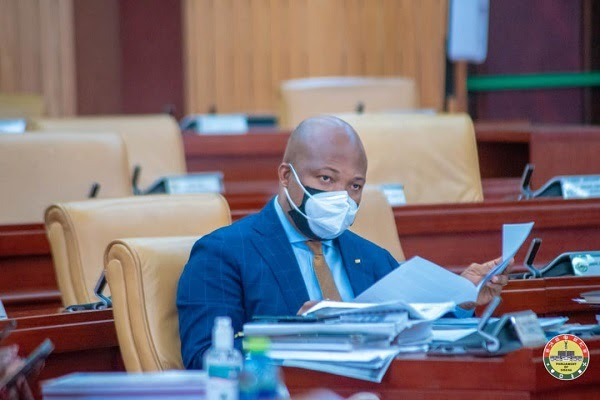 Majority Leader, tell this House what is going on – Ablakwah peeved as Ken Ofori-Atta continues to dodge Parliament