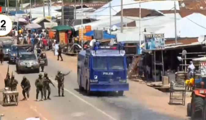 Peace Council breaks silence on Ejura shooting