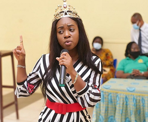 'Sweet, Sour or Whatever' – GMB Queen releases poem
