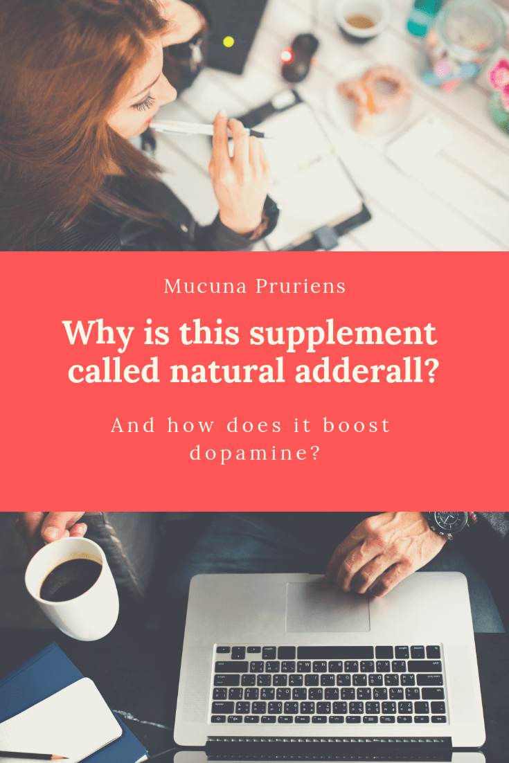 All-natural adderall, natural dopamine booster