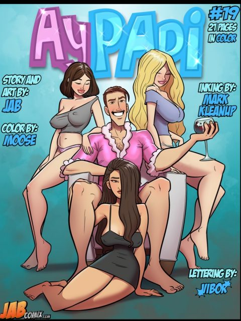 Ay Papi 19 – Comix Incest