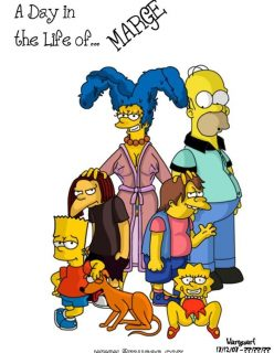 The Simpsons – A Day in the Life of Marge – Chapter 1