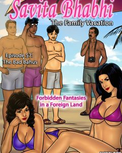 Savita Bhabhi Ep 57 – The Bad Bahus