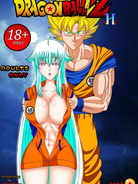 Dragon Ball Z XHX (fan fiction parody)
