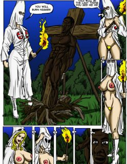 Klan Roast – IllustratedInterracial