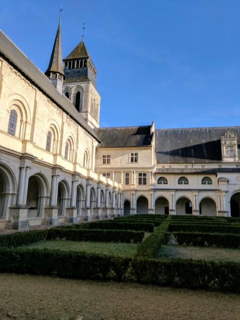Abbey de Fontevraud