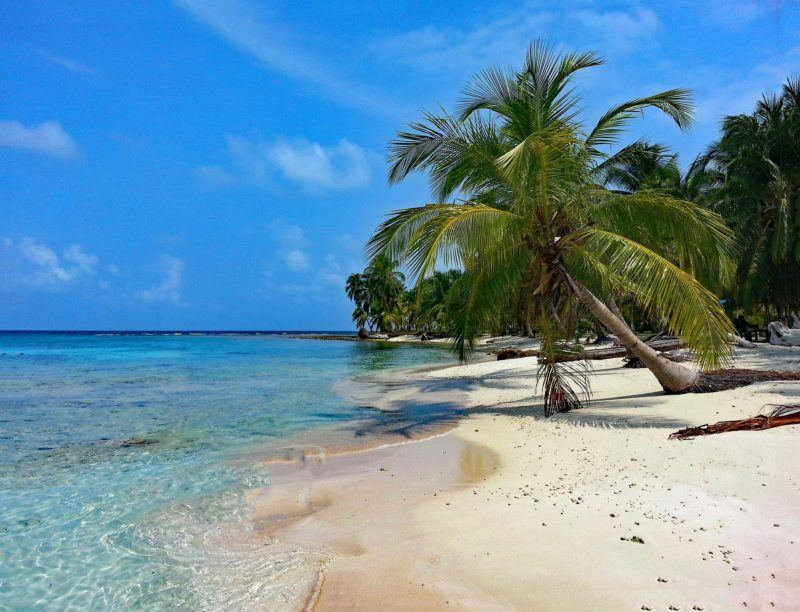 Panama San Blas islands