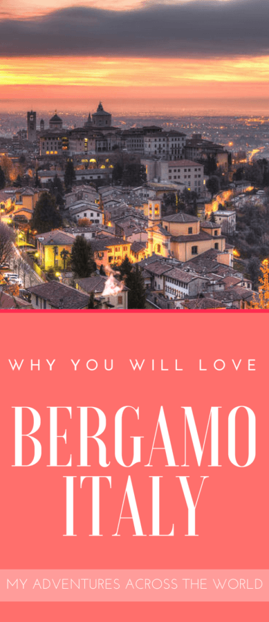 Discover why you should visit Bergamo - via @clautavani