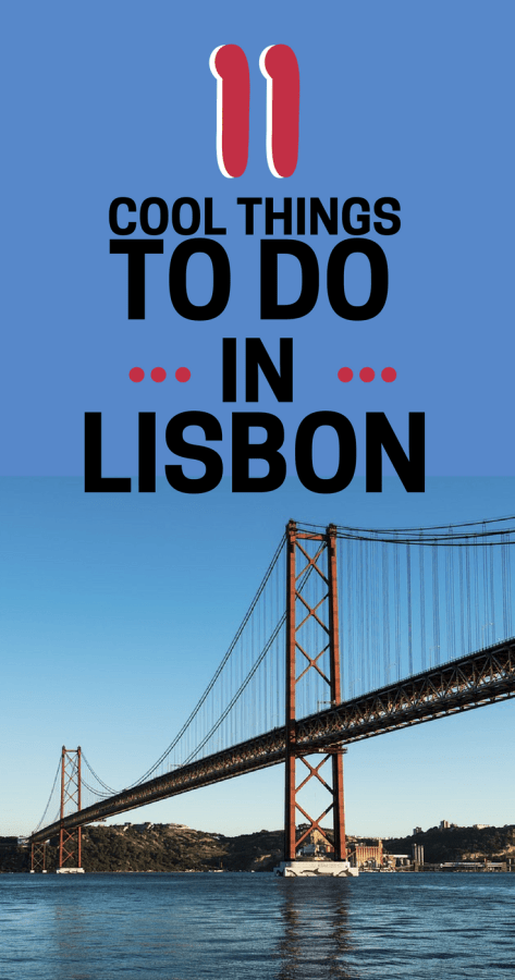 Discover all the cool things to do in Lisbon - via @clautavani
