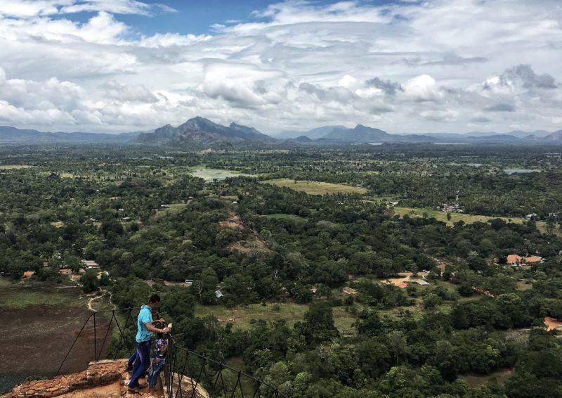 Sigiryia, Sri Lanka