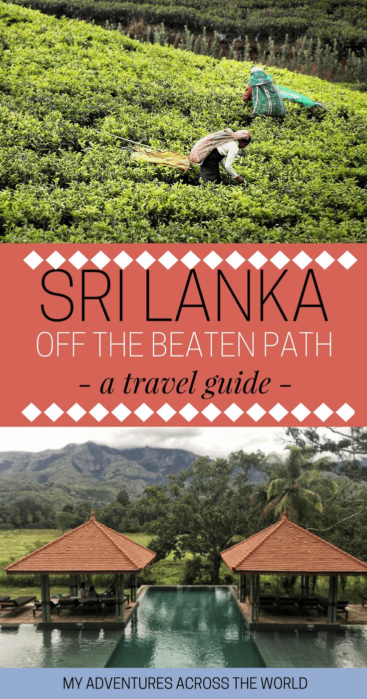 Discover Sri Lanka off the beaten path - via @clautavani