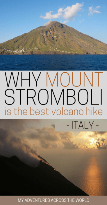 Learn why Mount Stromboli is the best volcano hike - via @clautavani