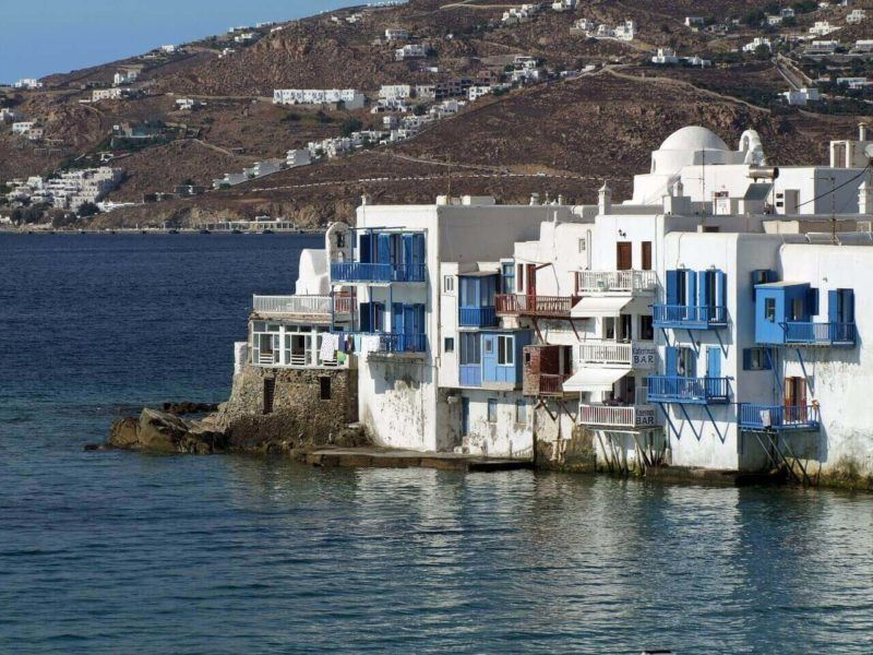 best beaches in Mykonos