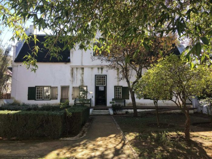 wine tours in Stellenbosch
