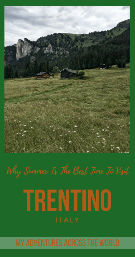 Discover why you should visit Trentino in the summer via @clautavani