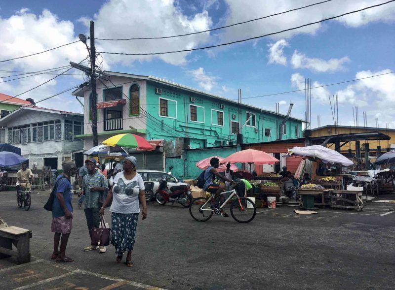 Guyana tourist attractions