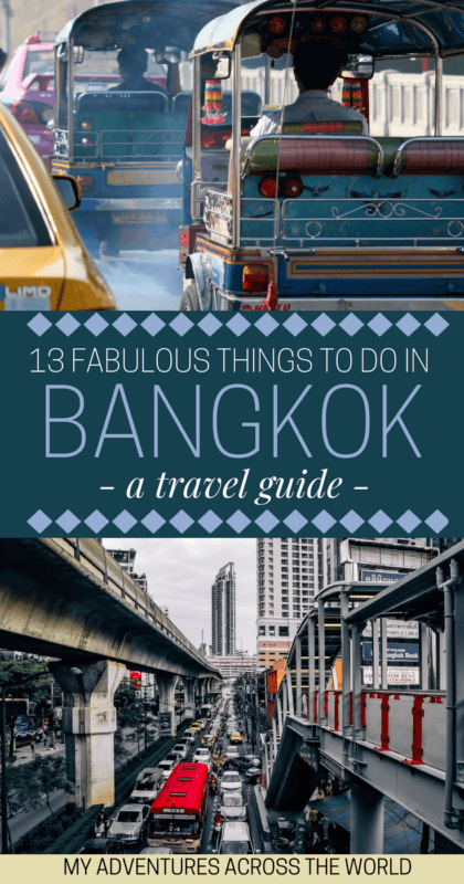 Discover 13 things to do in Bangkok to have a lot of fun - via @clautavani