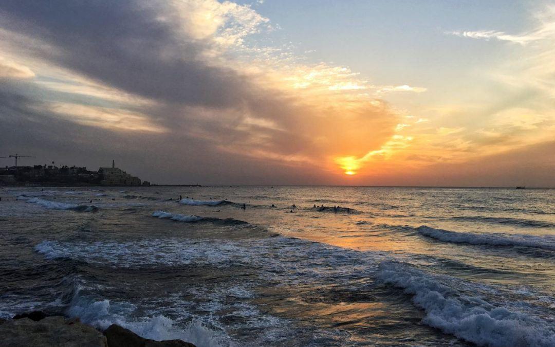 Tel Aviv loves life