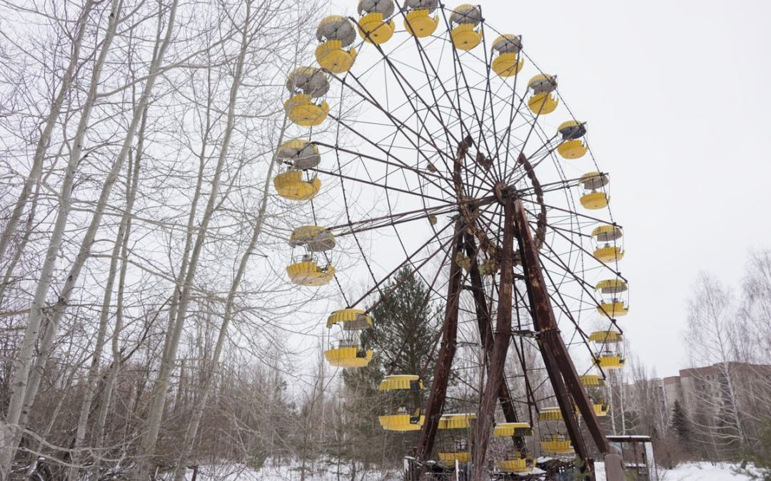 I did visit Chernobyl – and it was truly worth it