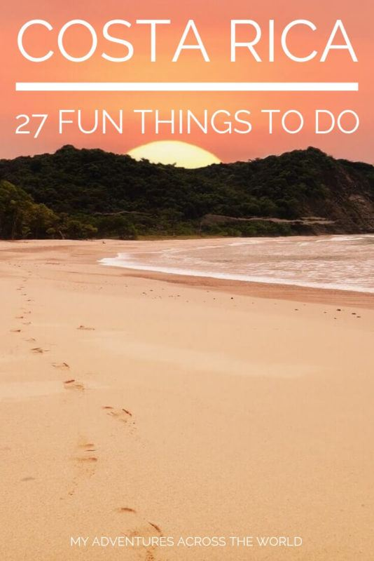 Discover 27 fun things to do in Costa Rica - via @clautavani