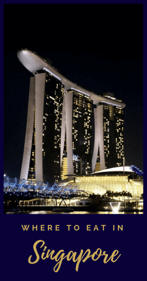 Discover Why You Have To Visit A Singapore Hawkers Center - via @clautavani