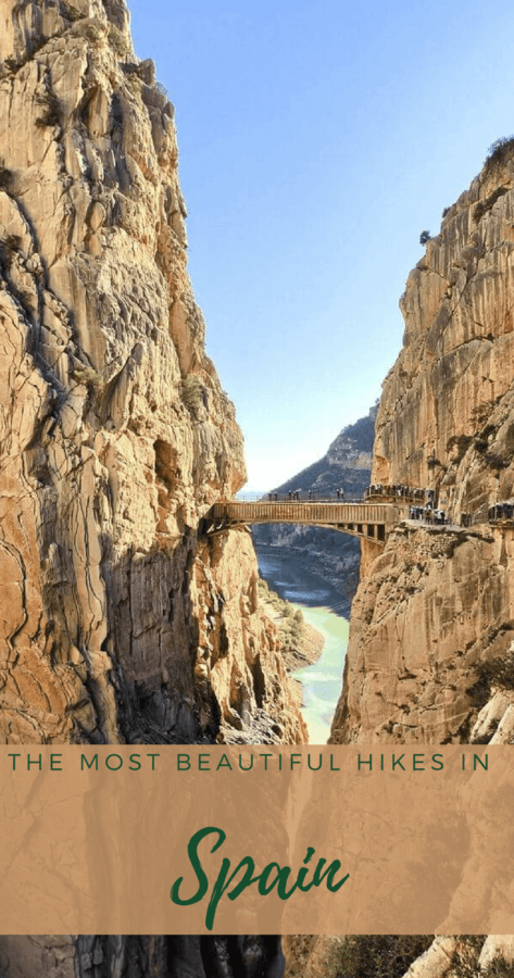 Discover Where To Find The Most Amazing Hikes In Spain - via @clautavani