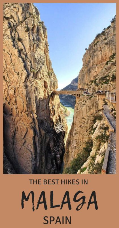 Discover 10 Fabulous Places To Go Hiking In Malaga, Spain, And Its Province - via @clautavani