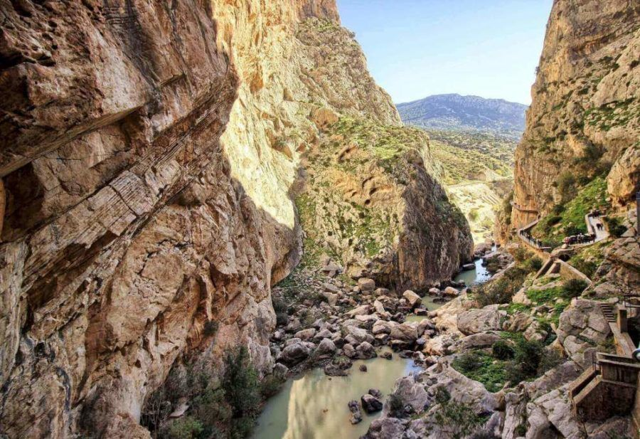 10 Fabulous Places To Go Hiking In Malaga And Its Province