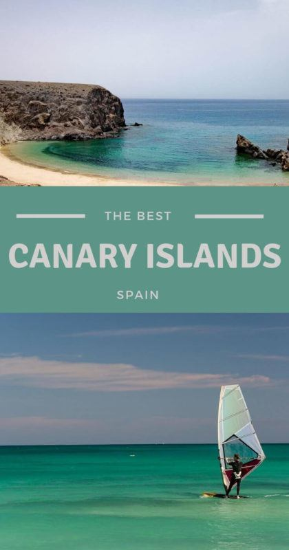 Discover What Are The Best Canary Islands And Find Out What To Do And See In This Amazing Archipelago | #spain #travel via @clautavani