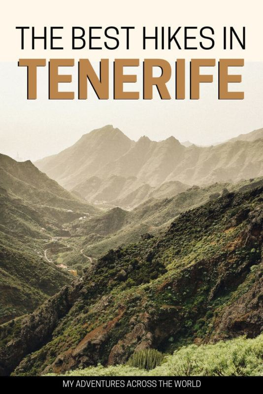 Find out which one are the nicest hikes in Tenerife - via @clautavani